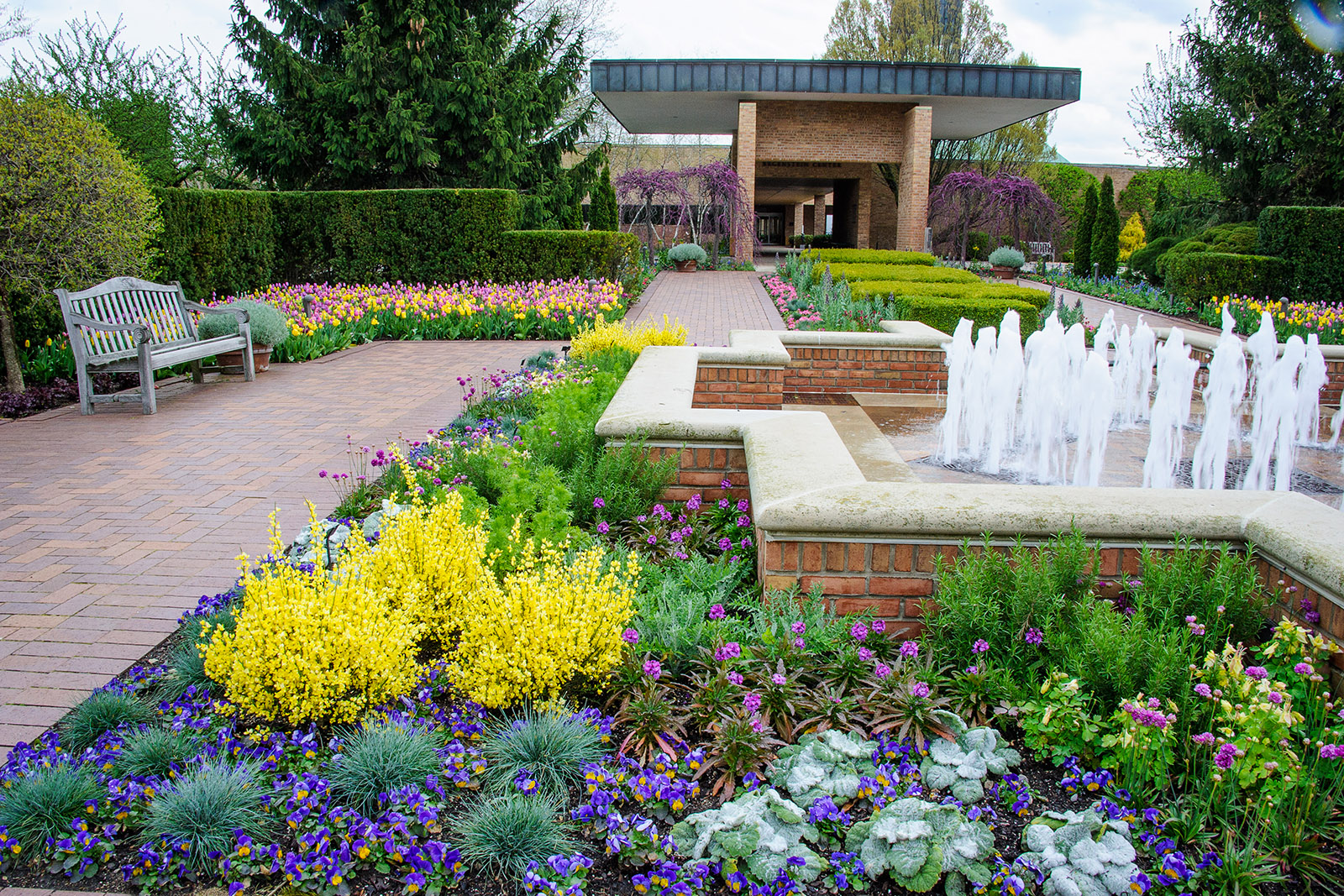 The Stunning Chicago Botanic Garden Will Set A Beautiful Stage For ACE  2015! (Chicago
