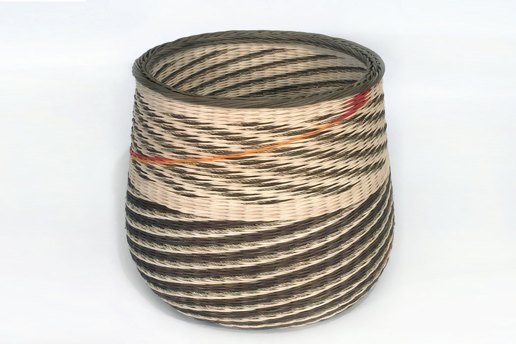 The Art Of Basketry By Kari Lonning : Basketry american craft expo