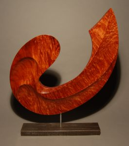 A beautiful piece by last year's Excellence in Wood Award winner, Koji Tanaka.